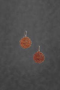 Small Copper Wire - Pam Earrings