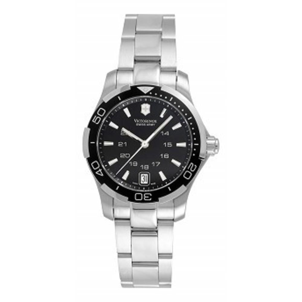 Victorinox Swiss Army Womens 241305 Alliance Sport Lady Black Dial Watch One color(ワンカラー)