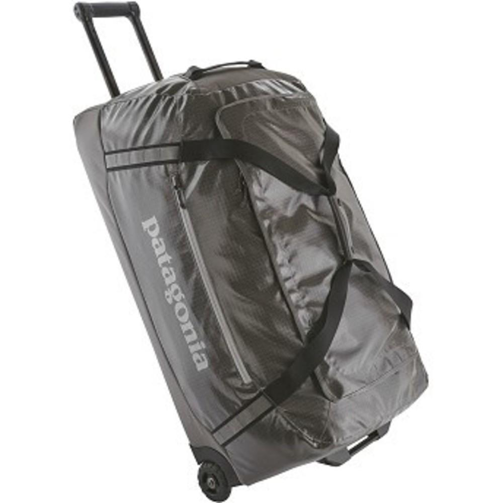 Black Hole 120L Wheeled Duffel Bag hex grey