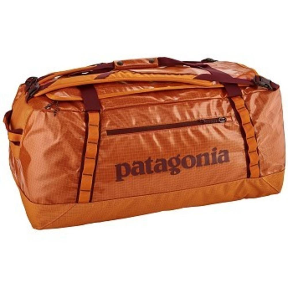 Black Hole 90L Duffel Bag marigold