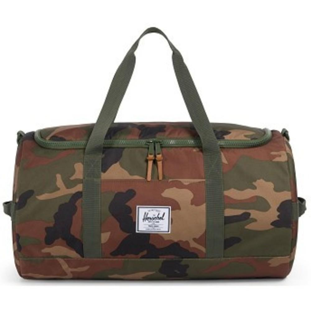 Sutton Duffle Bag woodland camo