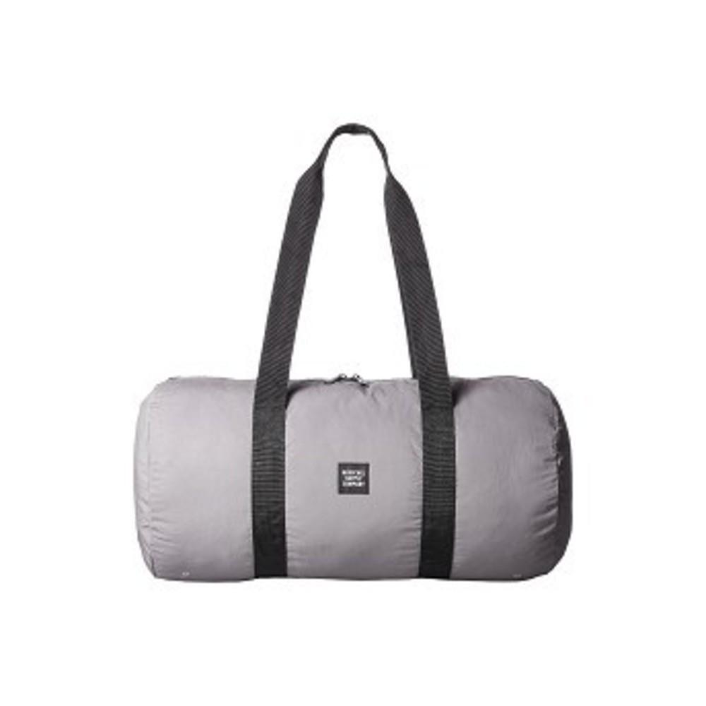 Packable Duffle Silver Reflective