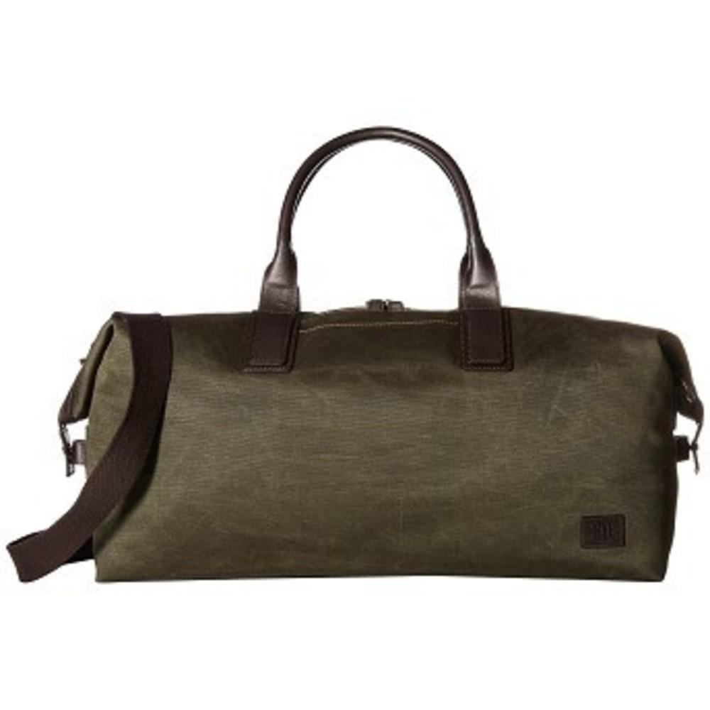 Carter Weekender Olive Canvas