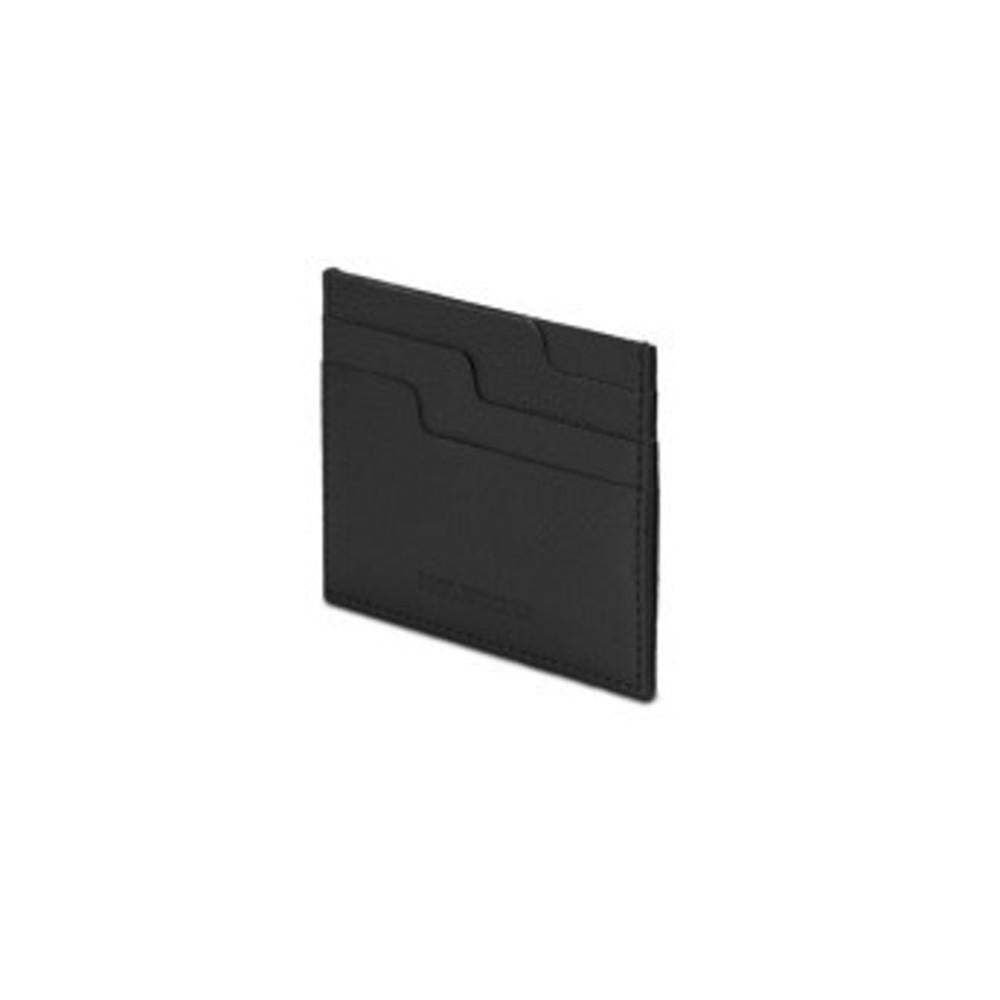 Moleskine Lineage Leather Card Wallet ブラック
