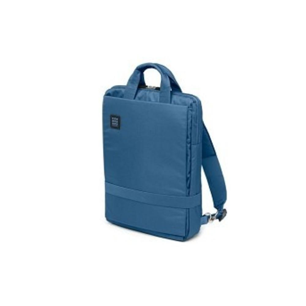 Moleskine Id Vertical 15 Device Bag Boreal Blue