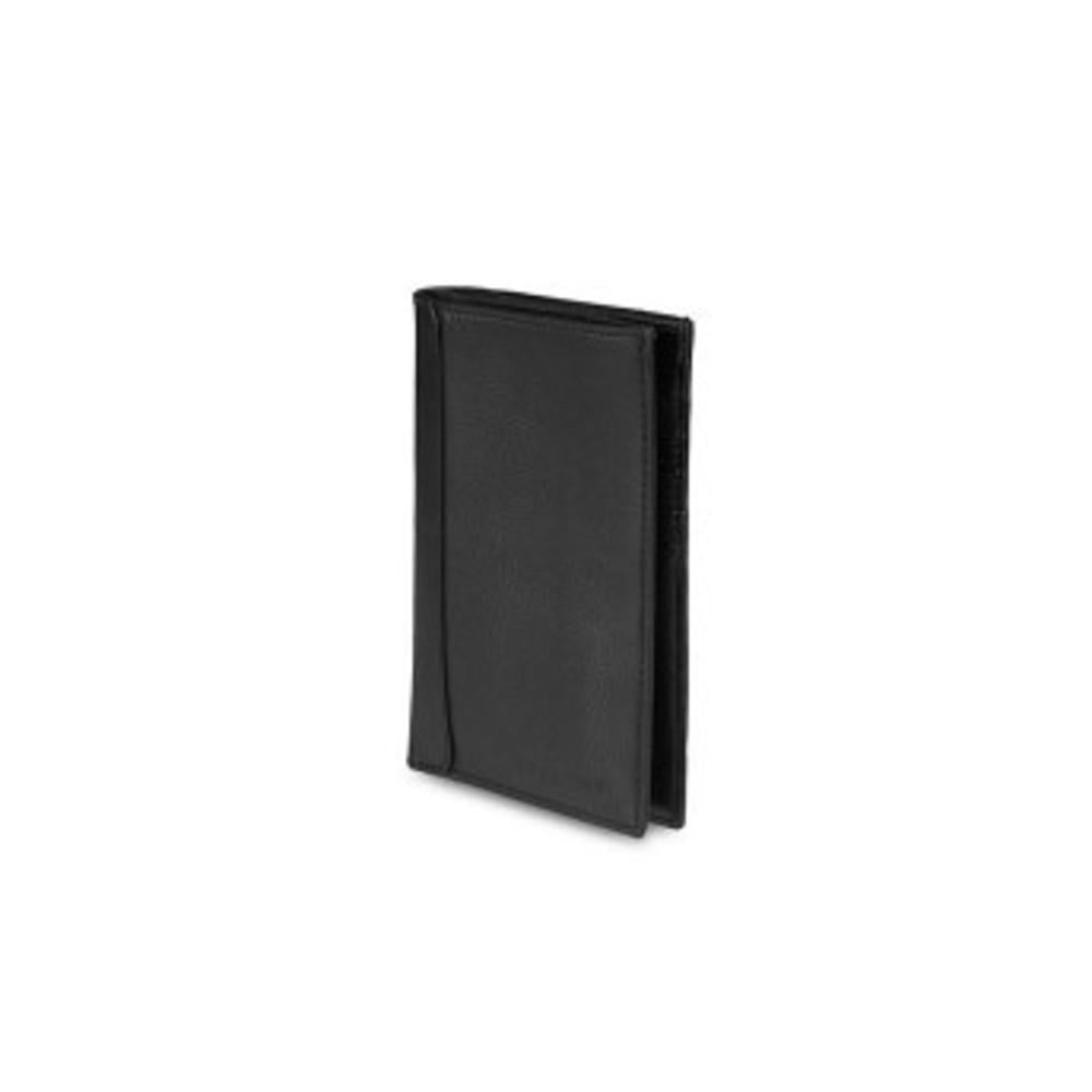 Moleskine Classic Leather Vertical Wallet ブラック