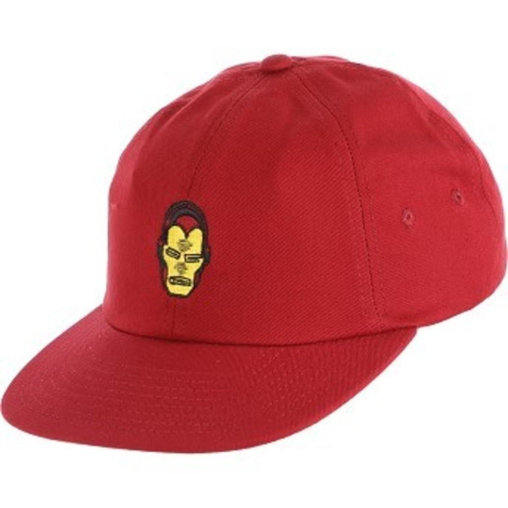 Marvel Jockey Strapback Hat chili pepper