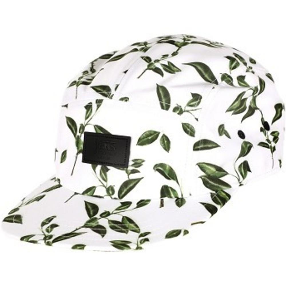 Davis 5-Panel Hat rubber co floral
