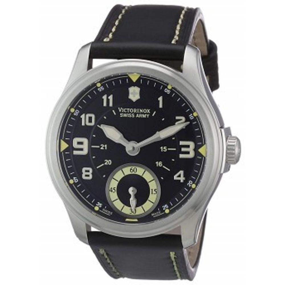 Victorinox Swiss Army Mens 241377 Infantry Vintage Small Seconds Mecha Watch One color(ワンカラー)