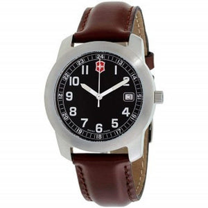 Victorinox Swiss Army Mens VICT26012.CB Classic Analog Stainless Steel Watch One color(ワンカラー)