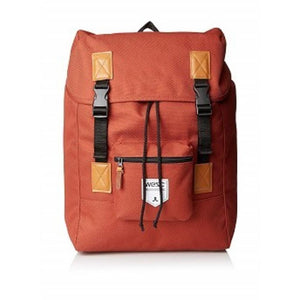 WeSC Mens Rhody Backpack, Henna One color(ワンカラー)