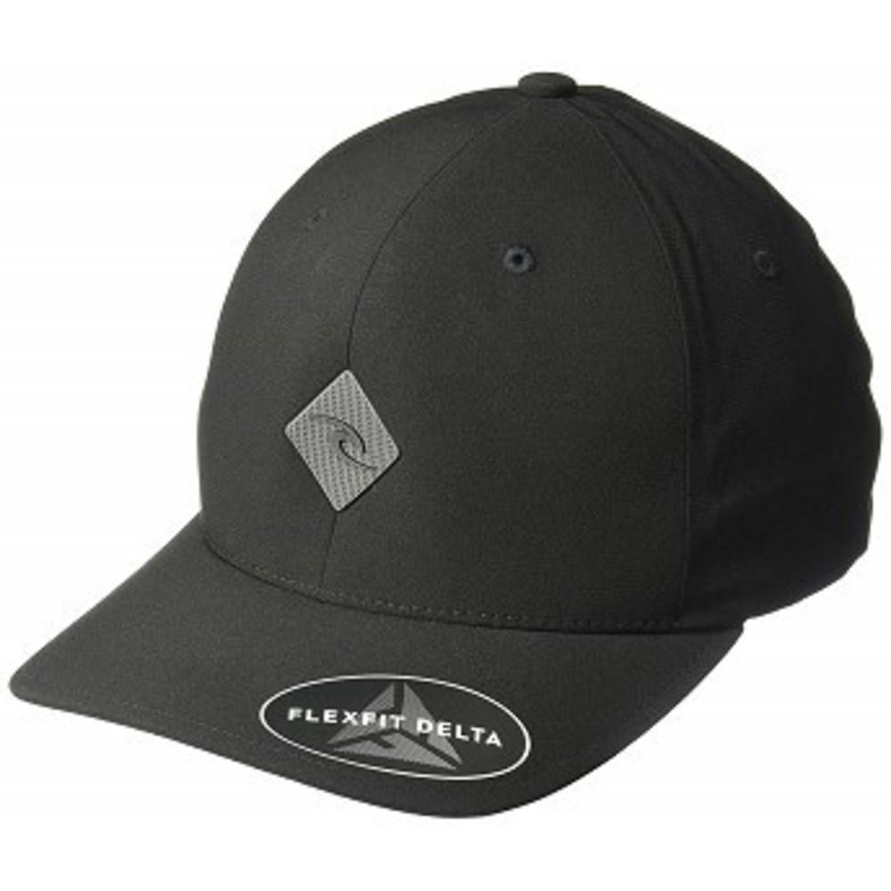Rip Curl Mens Stealth Tech Hat ブラック