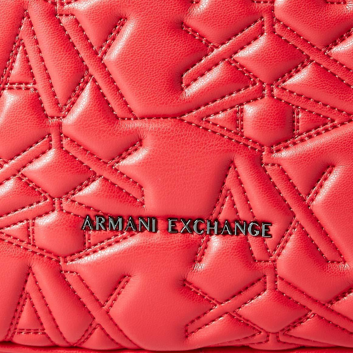 A|X ARMANI EXCHANGE(A|Xアルマーニ エクスチェンジ) [A | Xアルマーニエクスチェンジ] WOMAN'S BACKPACK ROSSO無料サイズ