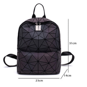 Women Backpack School Bag For Teenagers Girls Large Capacity Backpacks 2019 Travel Bags for School Back Pack holographic Bagpack