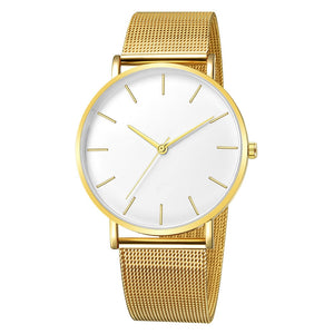 2020 luxury ladies watch mesh stainless steel casual bracelet quartz watch watch ladies watch clock reloj mujer relogio feminino