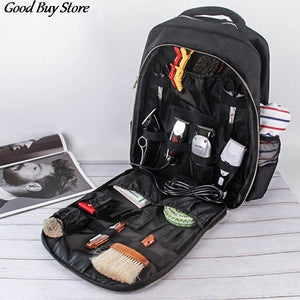 Hairdressing Tool Backpack Waterproof Barber Scissors Bag Luggage Storage Organizer Backpacks Travel Large Capacity knapsack
