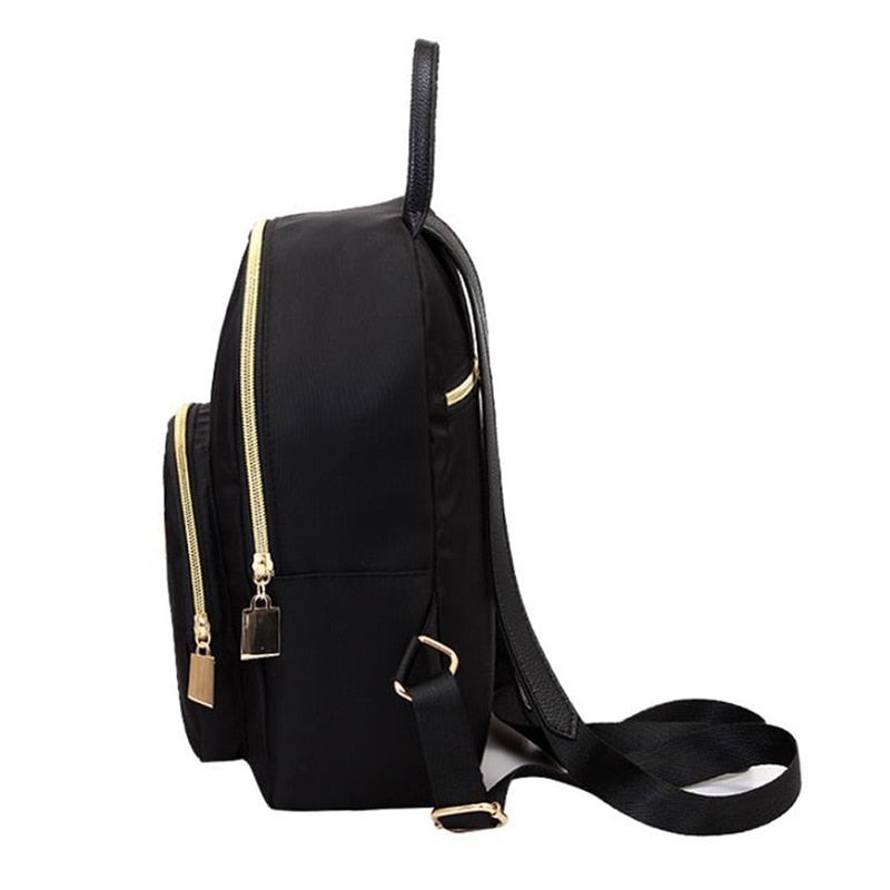 New Designer Fashion Women Backpack Mini Soft Touch Multi-Function Small Backpack Female Ladies Shoulder Bag Girl Purse