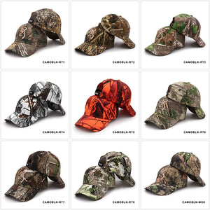 KOEP 2020 New Camo Baseball Cap Fishing Caps Men Outdoor Hunting Camouflage Jungle Hat Airsoft Tactical Hiking Casquette Hats