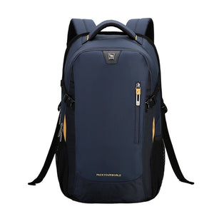 OIWAS School Bags 14 inch Laptop Backpacks Waterproof Nylon 29L Casual Shoulder Bagpack Travel Teenage Men's Backpack mochila