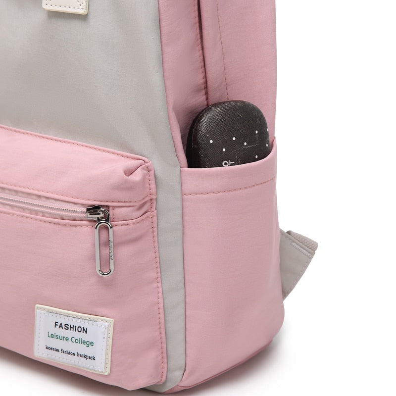 JULYCCINO New Waterproof Nylon Backpack for Women School Shoulder Bag Bagpack for Teenage Girls Female Travel Backpacks mochila