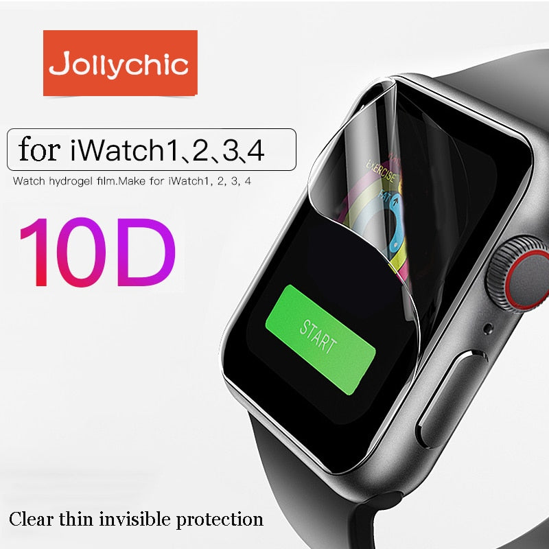 Watch case cover For Apple Watch 6 5 4 3 case 42mm 38mm Screen Protector Clear Full for iWatch 4 Series 6 5 1/2/3/4 40mm 44mm