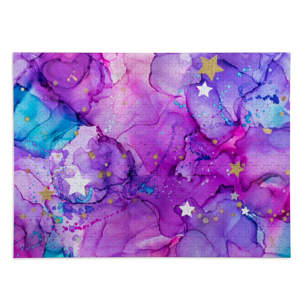 Home Decor Emma Jigsaw Puzzle (500 Pieces) - Glitter Enthusiast