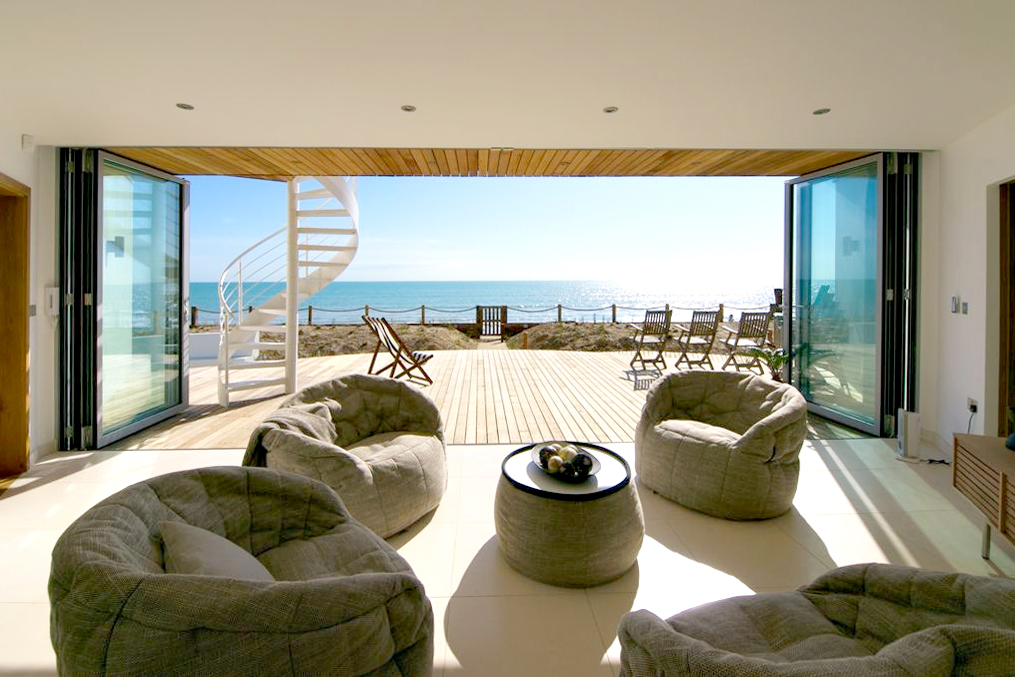 Designer Commercial Seaside Housing - Cornwall & East Sussex