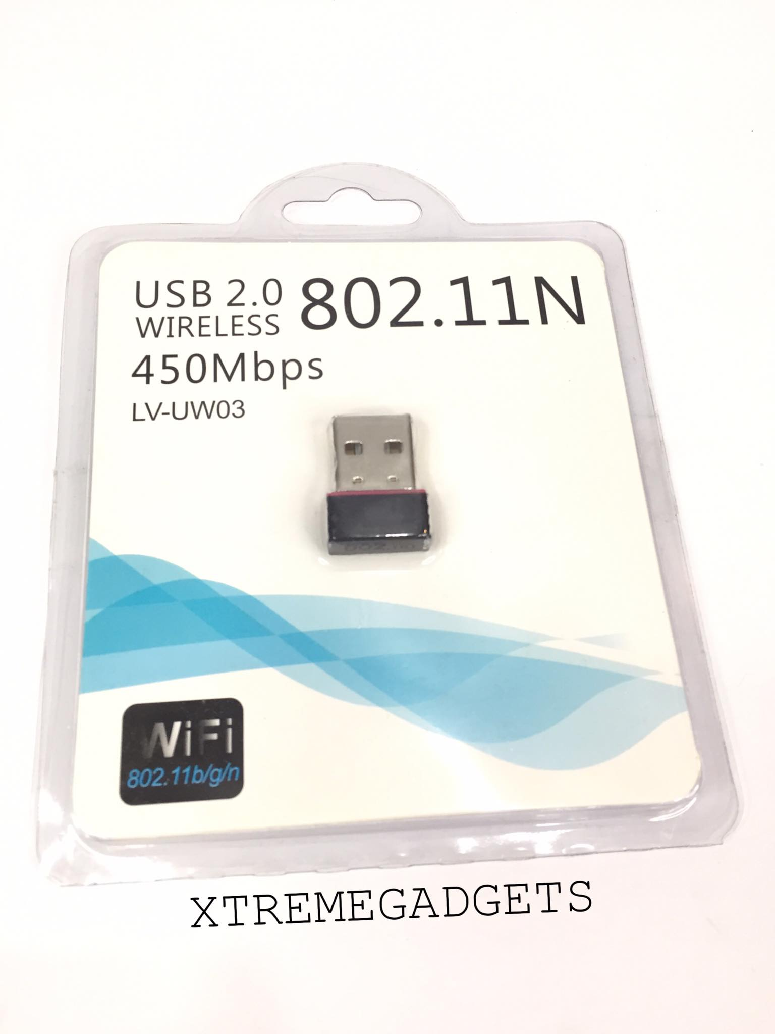 Wifi Dongle USB 2.0 Wireless 450mbps