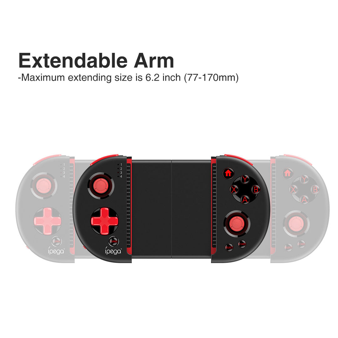 IPEGA Red knight Retractable Controller PG-9087S