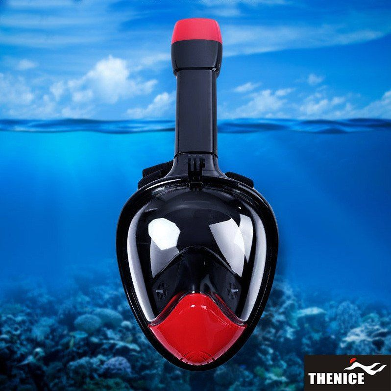 THENICE SNORKLING MASK
