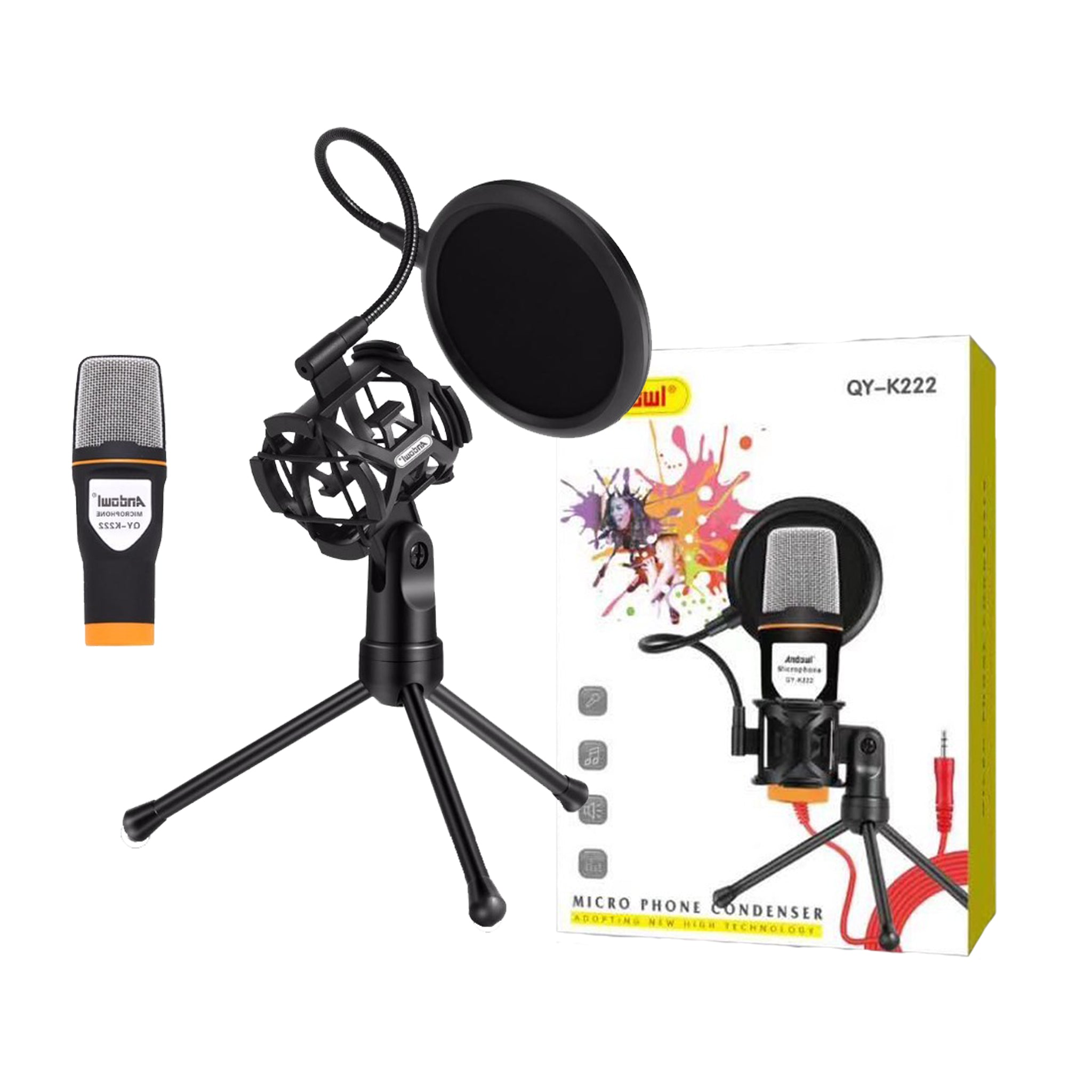 ANDOWL QY-K222 Microphone