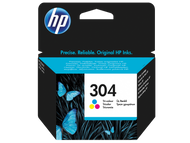 HP 304 color N9K05AE Druckerpatrone