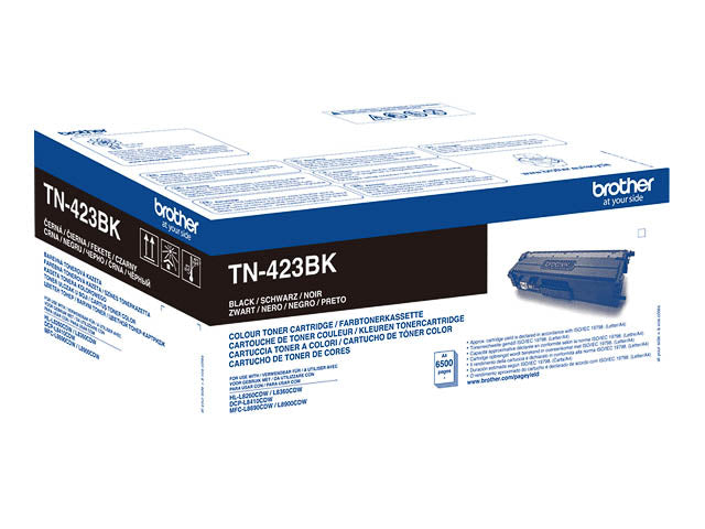 brother TN-423BK schwarz Toner