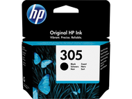 HP 305 black, color Druckerpatronen