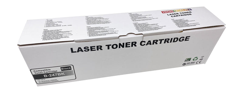 XL Toner kompatibel mit Brother TN-243 / TN-247 DCP-L 3510CDW MFC-L-3710CW