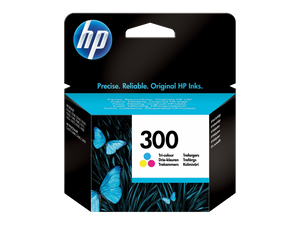HP 300 color CC643EE Tintenpatrone