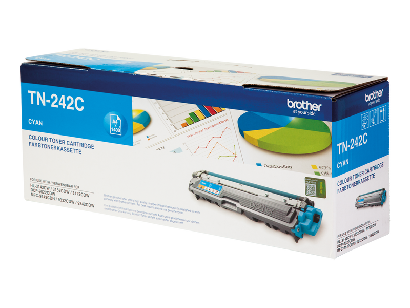 Brother Toner TN-242c cyan