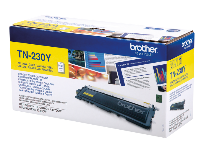 Brother Toner TN-230y