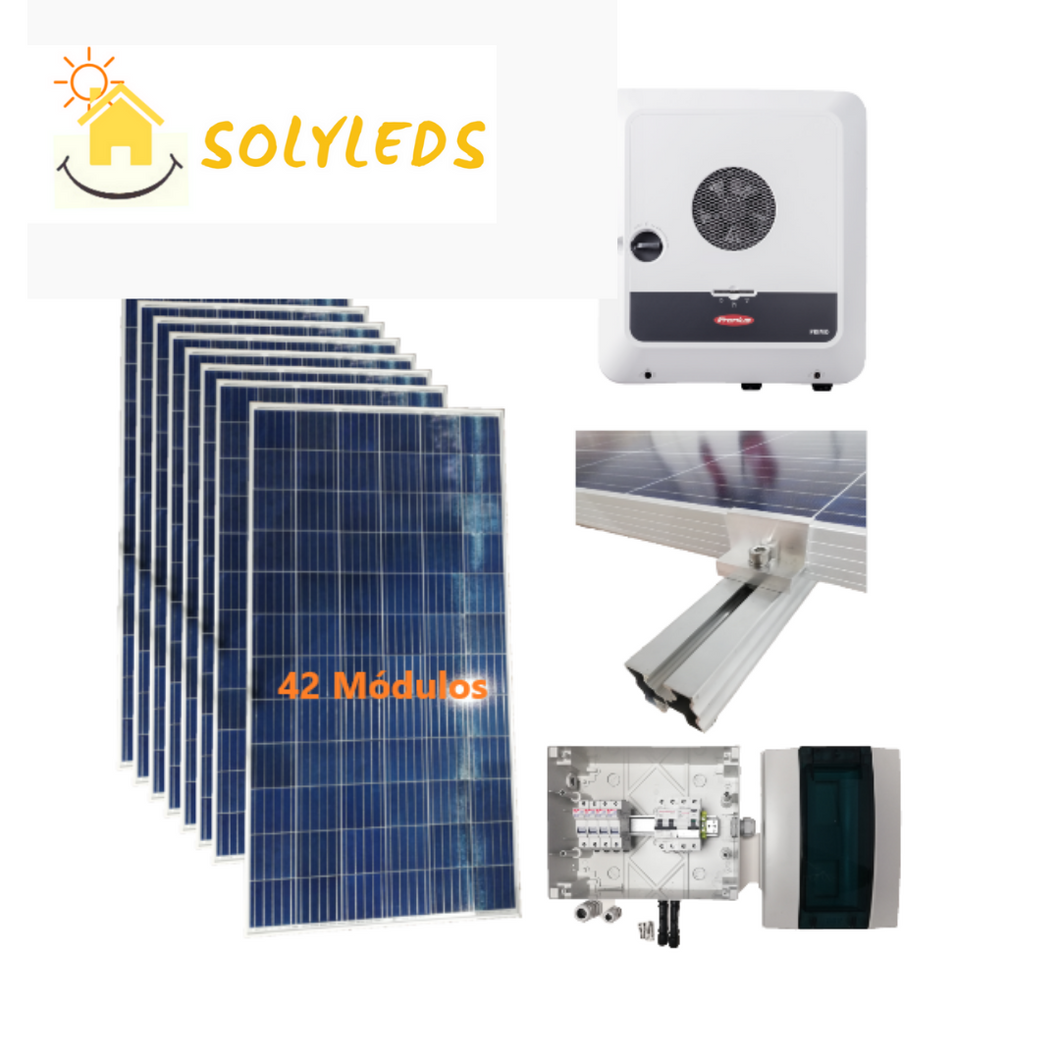 Kit 13.86 KW 42 Módulos K13860-3ETF