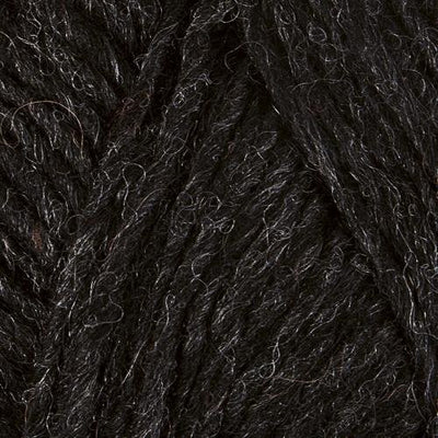 Alafosslopi 100g Black heather 800005 - Linka Neumann