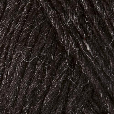 Alafosslopi 100g black sheep heather 800052 - Linka Neumann