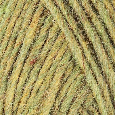 Alafosslopi 100g chartreuse green heather 809965 - Linka Neumann
