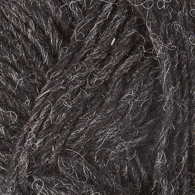 Lettlopi 50g black heather 10005 - Linka Neumann