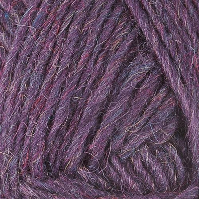 Lettlopi 50g violet heather 11414 - Linka Neumann