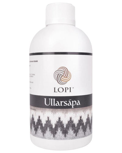 Ullsåpe Lopi 500 ml - Linka Neumann