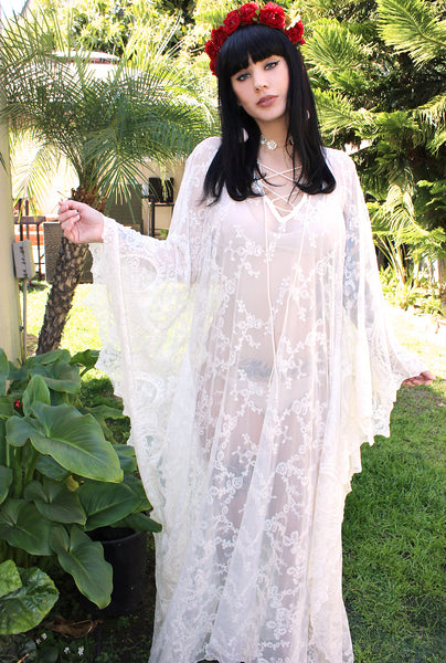 60s Vintage Kaftans | Boho Gypsy Hippie Clothing by Demi Loon
