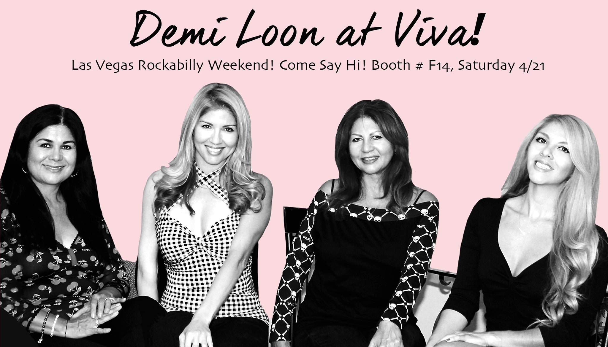 Viva las vegas rockabilly weekend Demi Loon Pinup clothing