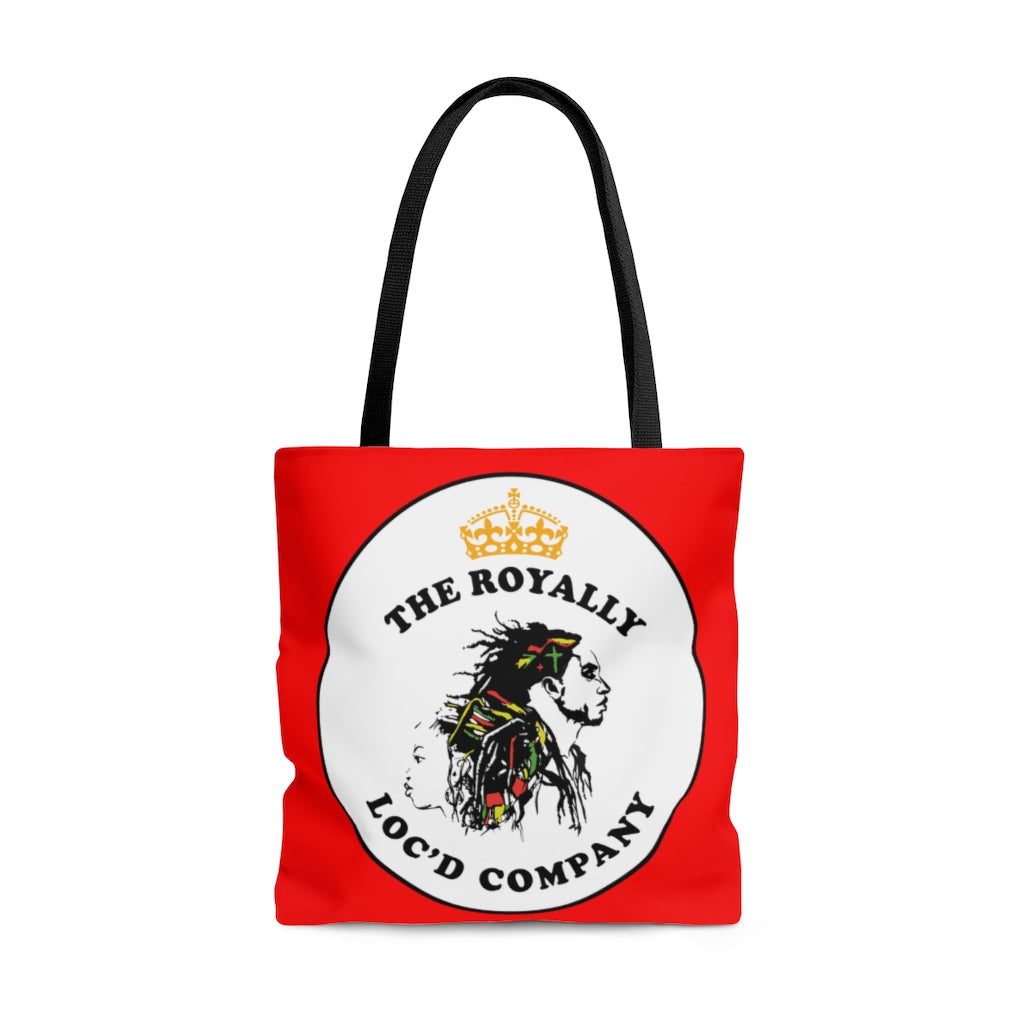 Royally Loc'd Personal Tote