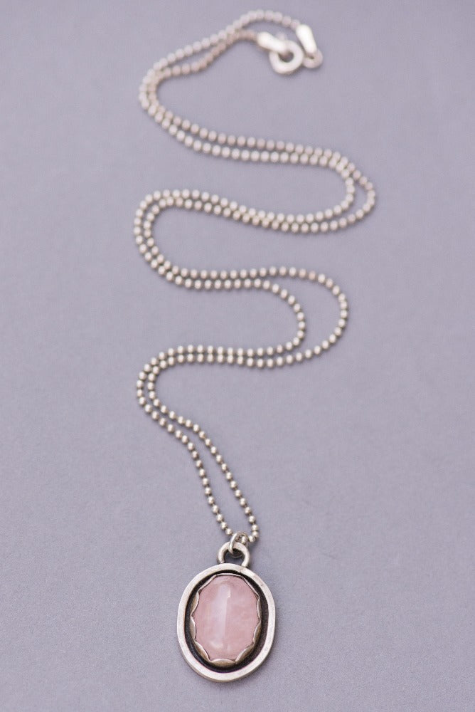 Heart-Centered Necklace