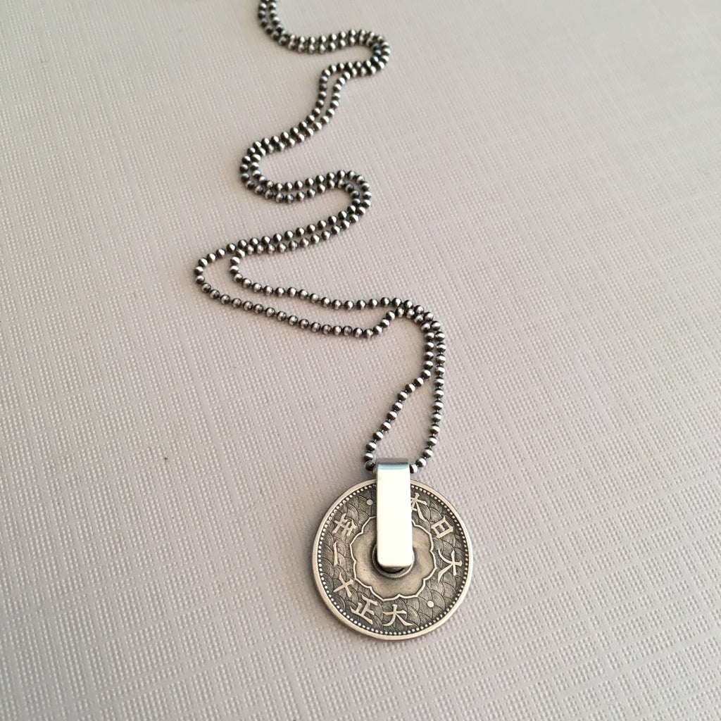 Japanese Coin Necklace